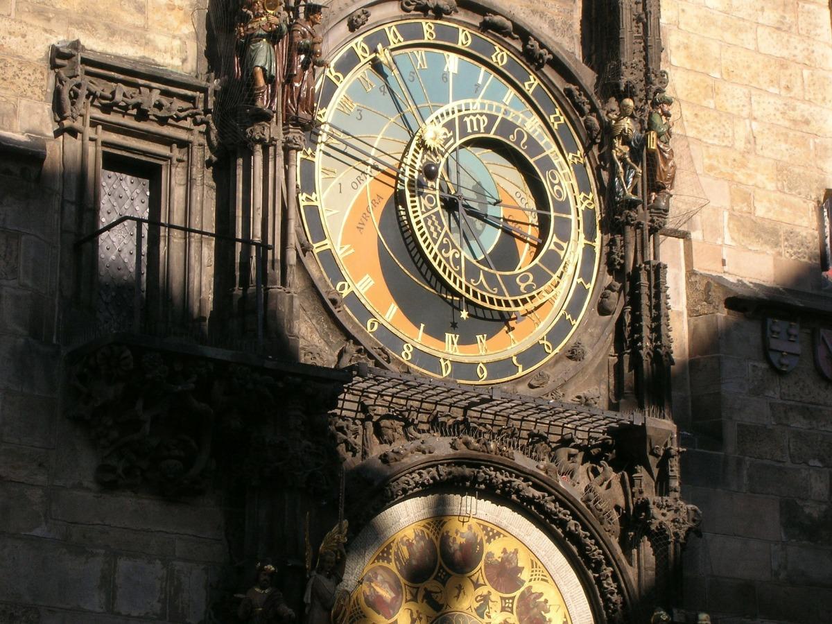 Die Geschichte Der Uhr